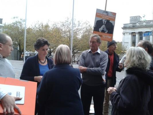 Stop TTIP Portsmouth
