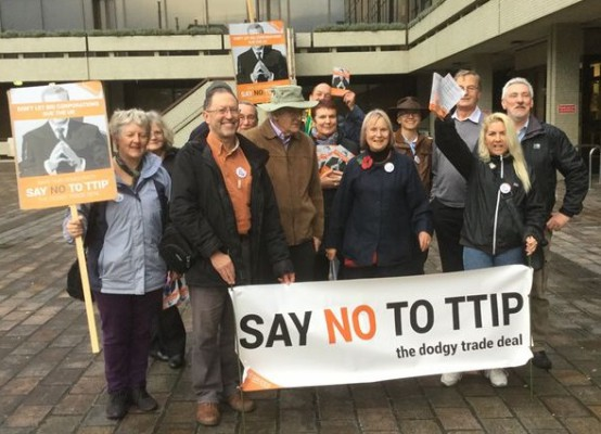 TTIP 30 Oct 2015