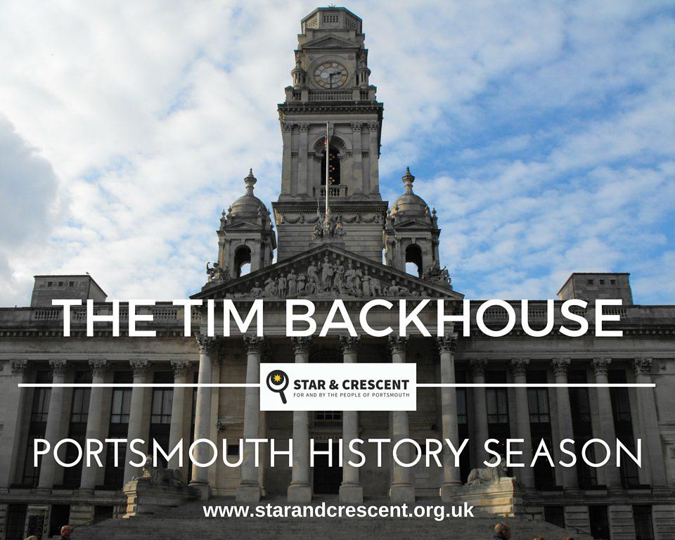 Tim Backhouse History Season