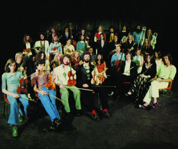 Portsmouth Sinfonia. Image from cover of Portsmouth Sinfonia Plays Popular Classics (Transatlantic Records)