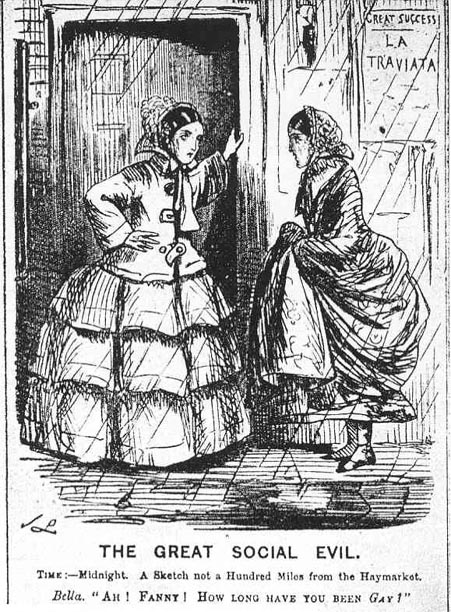 Punch (prostitution)