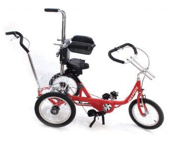 Rehatri rear steer 20 inch Tricycle.